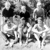 South Gate Jazzmen i DDR første gang i 1963
