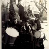 Copenhagen Blue Blowers - gammel jazz og gamle biler...