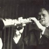 Steen Vig blev hurtigt meget populær på jazzscenerne