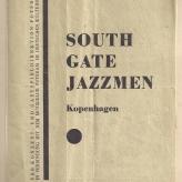 Forsiden til koncertprogram i DDR