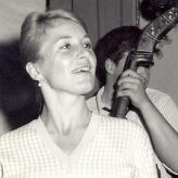 Jazzsangerinden Lise West