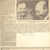 Papa Bue med Edmond Hall i Sverige