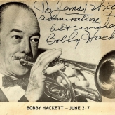 Bobby Hackett i New Orleans