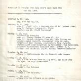 Planlagt tur til New York og New Orleans 1968
