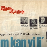 Papa Bue og Adolf Hitler...
