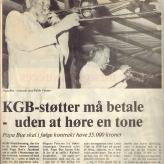 Problemer med KGB