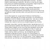 Mindeord, Arne Bue 2