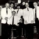 Papa Bue anno 1986 i Tivoli