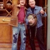 Wild Bill på banjo