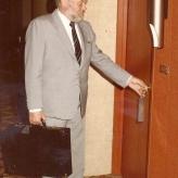 Forretningsmanden Arne Bue