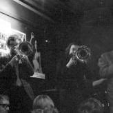 J.C. Higginbotham  og Fessor med Papa Bue