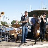 Havnejazz med Fessors Jazzkings