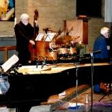 Julekoncert i Sorgenfri Kirke med Fessors Jazz Kings