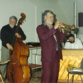 Trompetisten Jesper Thilo