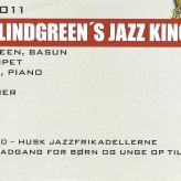 Fessor's Jazz Kings med to blæsere