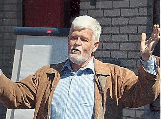 Jazzhistorier fortalt af Jens Sølund på Tisvilde Højskole i 2011