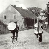 På turné i DDR