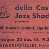 Henrik Johansen og bandet rejste på første klasse...