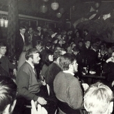Datidens jazzklubber var velbesøgte...