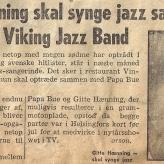 Gitte Hænning og Papa Bue