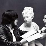 Musikkens muse undervises på Carlsberg Museum (1975)