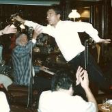 John klovner i Hong Kong
