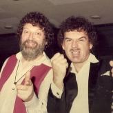 Max Collie og John Defferary