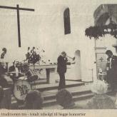 Papa Bues julekoncerter i Roskilde var en tradition...