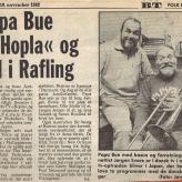 Papa Bue spiller til VM i Balut