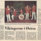 John Defferary blliver Papa Bues klarinettist i 1985