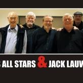 Hugos All Stars med Jack Lauwersen