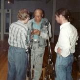 Pladeindspilning med Bill Dillard