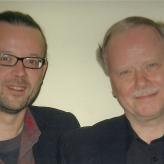 Johannes Zink og Leif Bjerborg