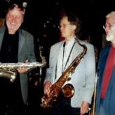 Leonardo, Harrit og Fessor i Long John
