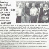 Jazz og anekdoter i Ballerup
