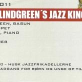 Fessor\'s Jazz Kings med to blæsere