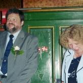Hr. og Fru Knudsen